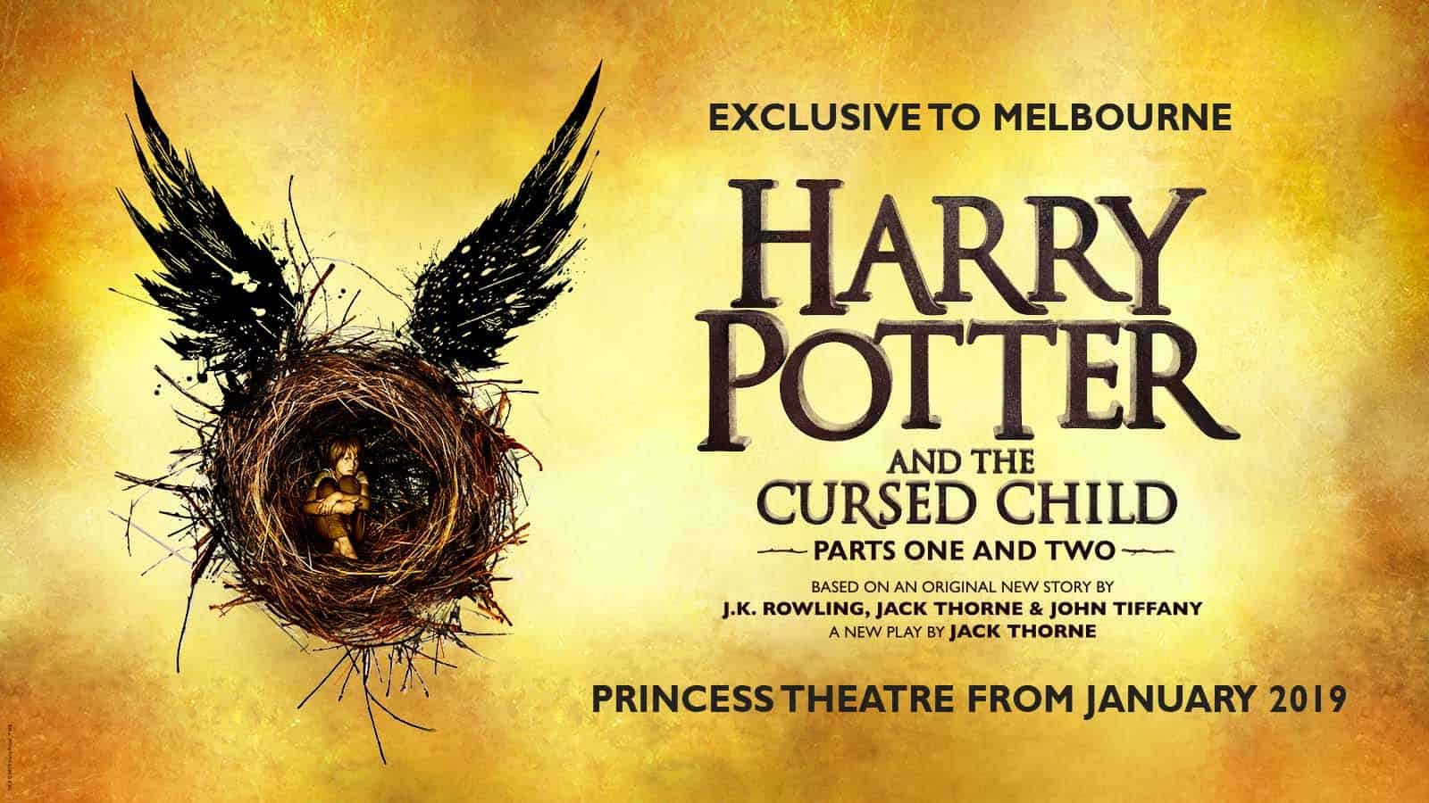 Don't get cursed at the Harry Potter and the Cursed Child